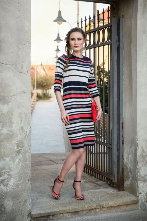 Mako Stream line Ženska haljina #2177068