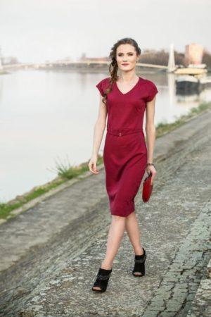 Mako Stream line Ženska haljina #2177080