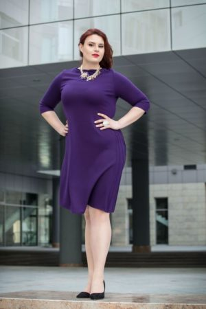 Mako Stream line Ženska haljina #2177083