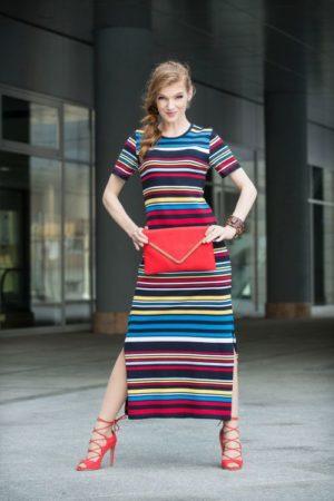 Mako Stream line Ženska haljina #2177091