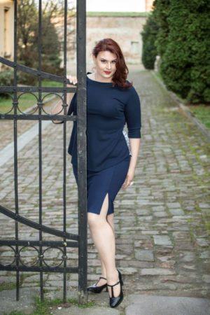 Mako Stream line Ženska haljina #2177060