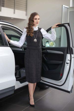 Mako Way of life Ženska haljina #1177196