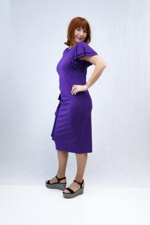 zenska haljina 2197421 ljubicasta strana