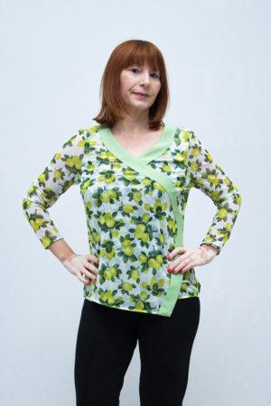 zenska bluza 2187255 zelena naprijed
