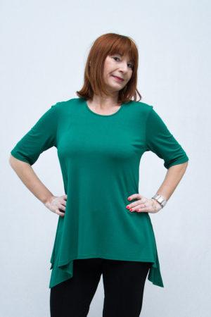 zenska bluza 3197544 zelena naprijed