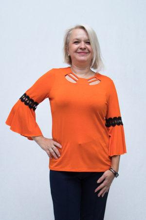 zenska bluza 2197426 narančasta naprijed