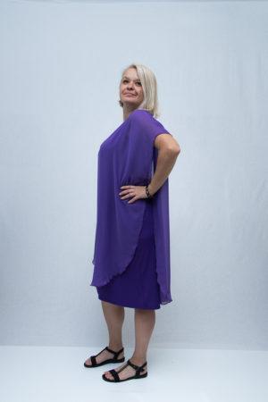 zenska haljina 2197435 ljubičasta strana