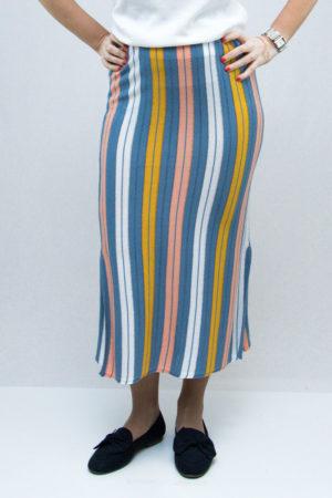 zenska suknja 2197425 plava naprijed