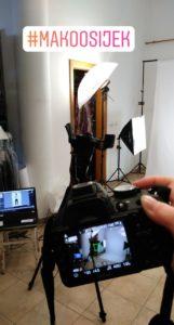 fotografiranje za mako web trgovinu