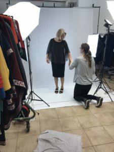 fotografiranje modela za mako web trgovinu