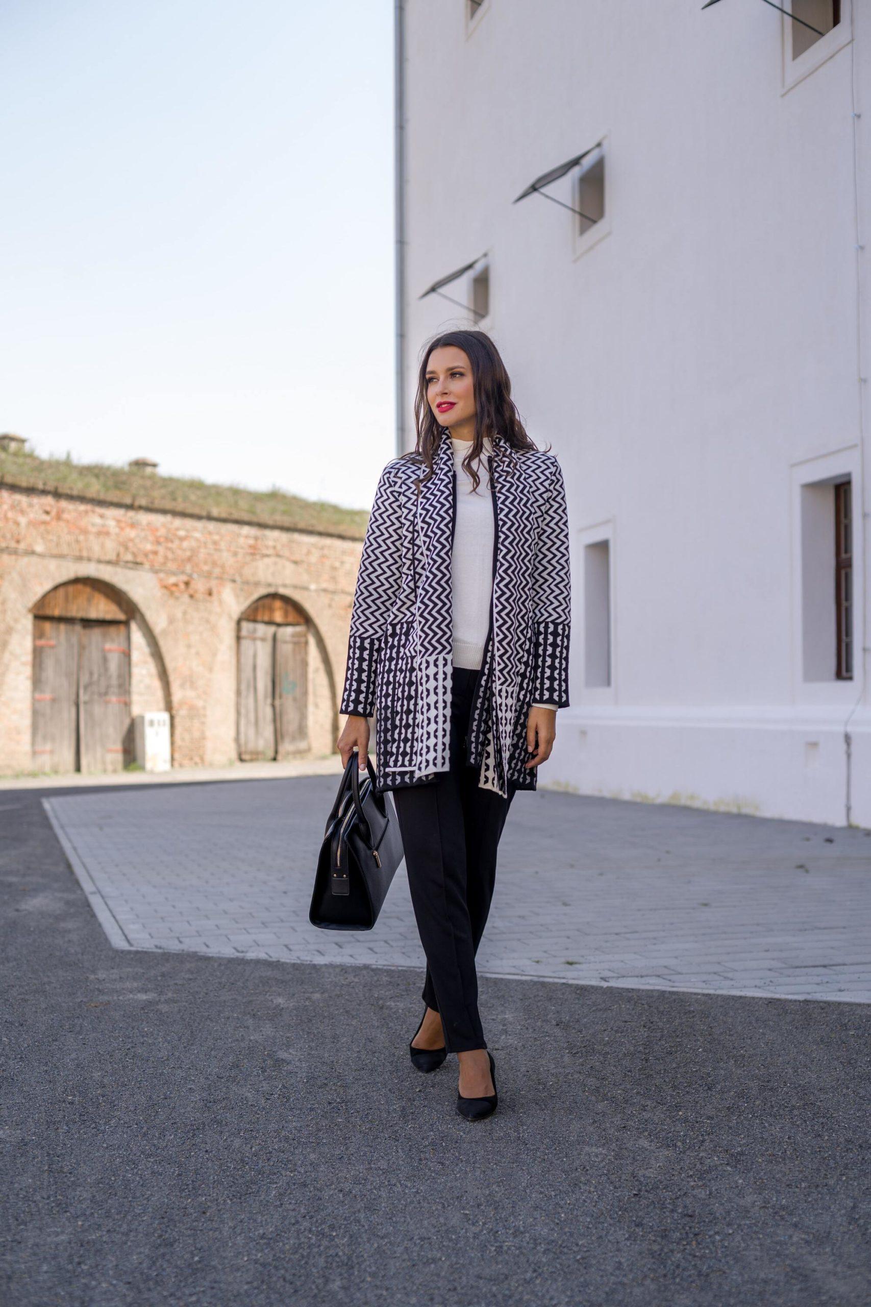 Knitted-elegance-kombinacija-ogrtac-tunika-2